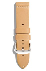 Women's Shinola 'Analine Latigo' 24Mm Leather Watch Strap
