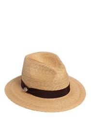 Dsquared Woven Straw Hat