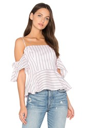 Milly Noelle Top Blush