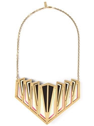 Sarah Angold Studio 'Lilu' Necklace Metallic