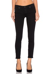 Paige Verdugo Ankle Skinny Black Shadow