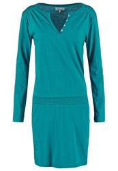 Twintip Jersey Dress Green