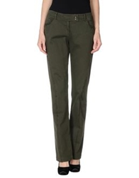 Germano Zama Casual Pants Military Green