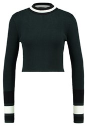 New Look Jumper Pine Green