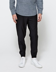 Shades Of Grey Jogger Pants Black