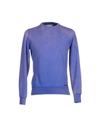 40Weft Sweatshirts Purple