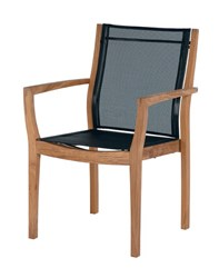 Barlow Tyrie Horizon Stacking Armchair Sling