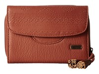 Roxy Summer Dream Wallet Camel Wallet Handbags Tan