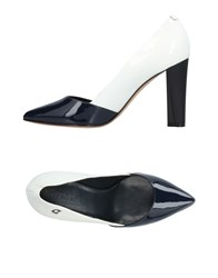 Dibrera By Paolo Zanoli Pumps Dark Blue