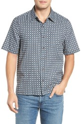 Nat Nast Men's Florida Silk Blend Camp Shirt