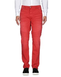 True Religion Casual Pants Red