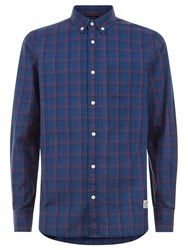 Penfield Calimesa Long Sleeve Shirt Navy