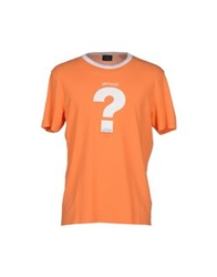 Trussardi Jeans T Shirts Orange