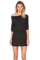 Lanston Bf Mini Dress Black