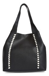 French Connection Del Faux Leather Tote