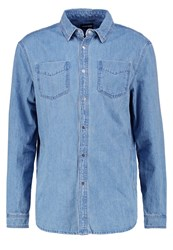 Your Turn Shirt Blue Denim
