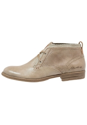 Mustang Ankle Boots Beige
