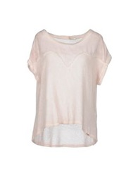 Fly Girl Sweaters Light Pink