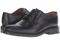 Frye Jones Oxford Black Vintage Veg Tan Men's Shoes