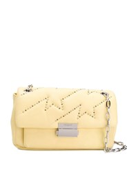 Zadig And Voltaire Ziggy Shoulder Bag Yellow