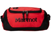 Marmot Mini Hauler Team Red Black Duffel Bags