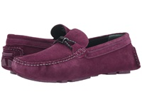 Ted Baker Carlsun Dark Purple Suede Men's Shoes