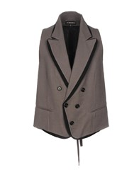 Ann Demeulemeester Suits And Jackets Waistcoats