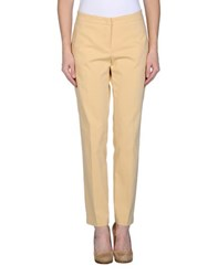 Kaos Trousers Casual Trousers Women Beige