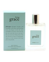 Philosophy Living Grace Eau De Toilette Spray 4 Oz. 118 Ml