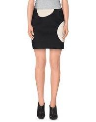 Douuod Skirts Mini Skirts Women Black