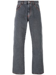 Gosha Rubchinskiy Regular Jeans Grey