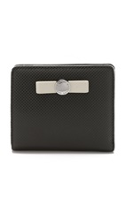 Marc By Marc Jacobs Sophisticato Disc Bow Emi Wallet Black