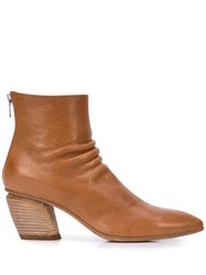 Officine Creative Severine Ankle Boots Brown