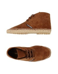 Dsquared2 Footwear Espadrilles Men Cocoa