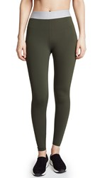 Splits59 Tempo 7 8 Tight Leggings Army