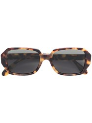 Retrosuperfuture Limone Sunglasses Cheetah
