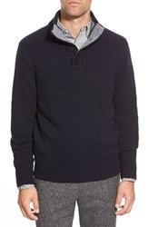 Men's Bonobos Mock Neck Merino Blend Sweater