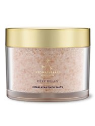 Aromatherapy Associates Deep Relax Himalayan Bath Salts 11.2 Oz. No Color