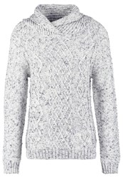 Petrol Industries Jumper Antik White Off White