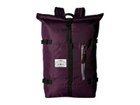Poler Classic Rolltop Backpack Purple Backpack Bags