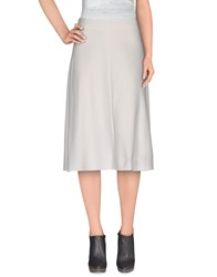 Kaos Skirts 3 4 Length Skirts Women White