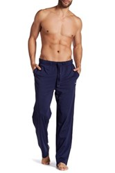 Tommy Bahama Solid Jersey Lounge Pant Blue