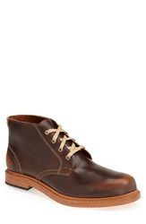 Men's Allen Edmonds 'Odenwald' Chukka Boot Brown