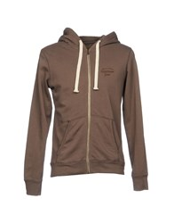 Happiness Sweatshirts Light Brown