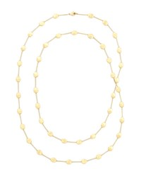 Marco Bicego Siviglia 18K Long Station Necklace 47 L