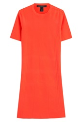 Marc By Marc Jacobs Stretch Jersey Sweater Dress Red