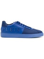 Philipp Plein Ocean Sneakers Blue