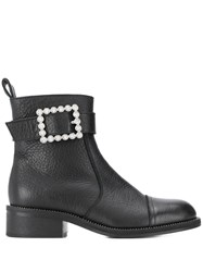 Zadig And Voltaire Empress Buckled Boots 60
