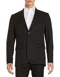 Calvin Klein Suit Jacket Black