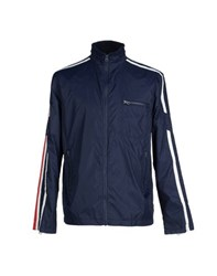 French Connection Coats And Jackets Jackets Men Dark Blue